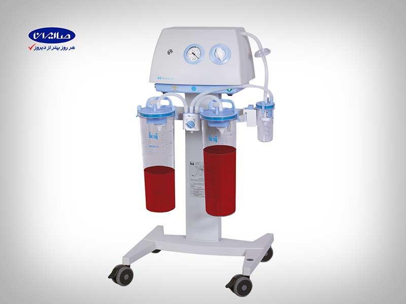 Suction C55 - صنعت تجهیزات پزشکی صاایران